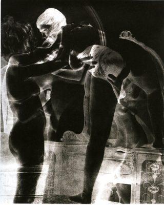 Robert Heinecken Study#20.1970 Col.particular, Los Angeles