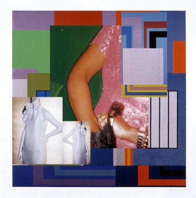 Peter Halley, Contamination 2 (2002)