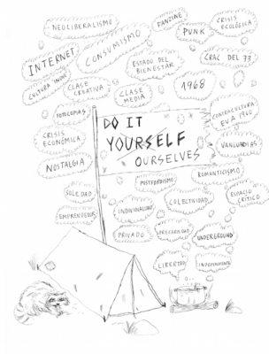 Mind maps, de Quim Packard.